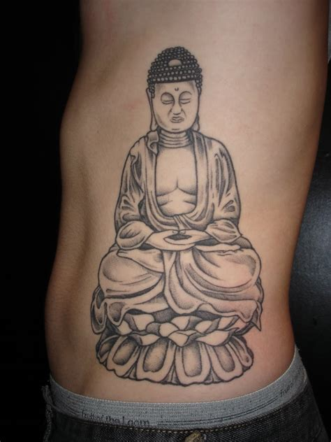 tattoo of buddha design buddhist tattoos