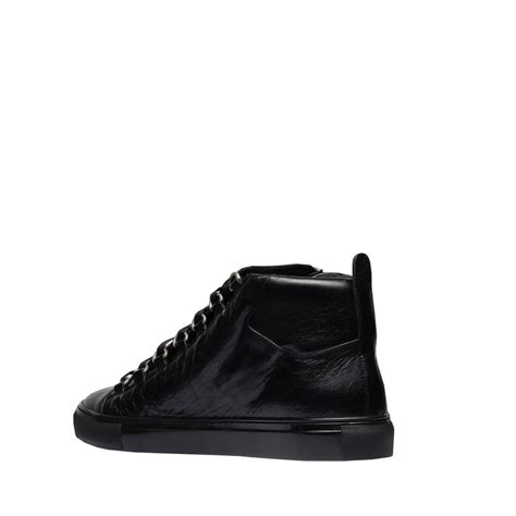 balenciaga arena sneakers balenciaga high sneakers black s arena sneakers