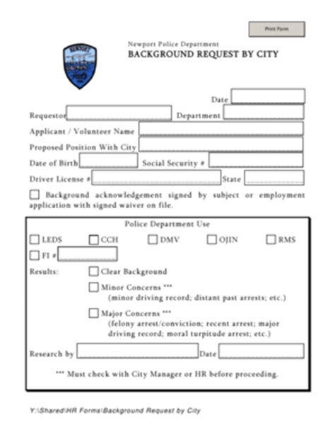 Mn Dhs Background Check Background Check Form Templates Fillable Printable