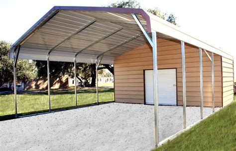 carport styles regular style carport carports and custom metal buildings