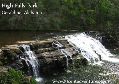 high falls garden 51 cent adventures high falls park geraldine alabama
