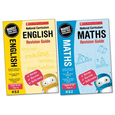 maths revision guide 1407159895 national curriculum english and maths revision guides year 5 pair scholastic shop