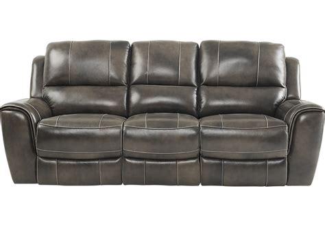 Sofa 3s 2 S Grey Lr lanzo gray leather reclining sofa leather sofas gray