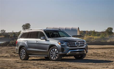 best large suv mercedes gls450 best large suv