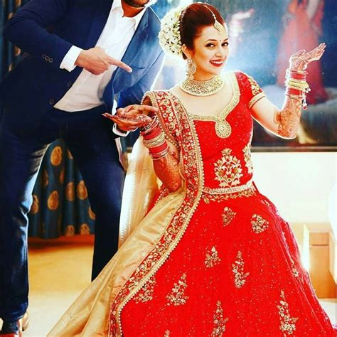 vivek dahiya favourite colour divyanka tripathi weds vivek dahiya in a traditional