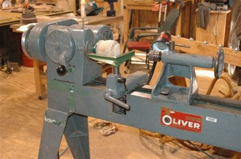 Oliver 2159 Wood Lathe Open Storage Shed Plans