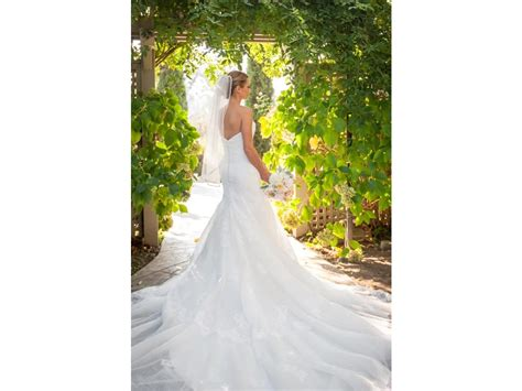 used wedding dresses san francisco ca rosa clara aire barcelona 1 500 size 10 used wedding