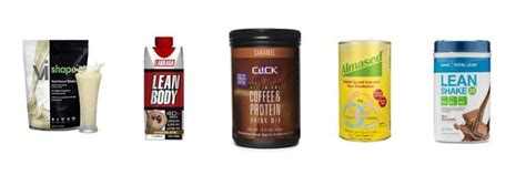 best weight loss shakes the 10 best protein based weight loss shakes for