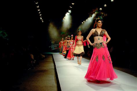 themes for a college fashion show fashion show a photo from rajasthan west trekearth