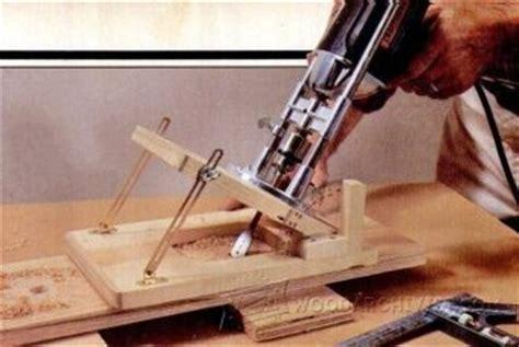 block drill jig woodarchivist