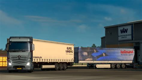 the trailer promods presents trailer company pack promods