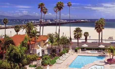 Santa Barbara County Property Records Harbor View Inn Santa Barbara Ca California Beaches