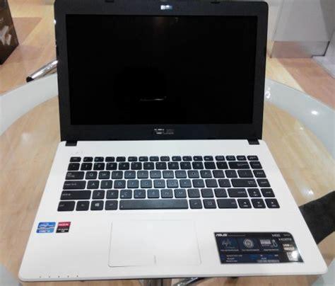 Baterai Original Asus U36 8 Cell Black White asus x452cp vx039d vx040d cocok untuk pelajar dan mahasiswa utekno