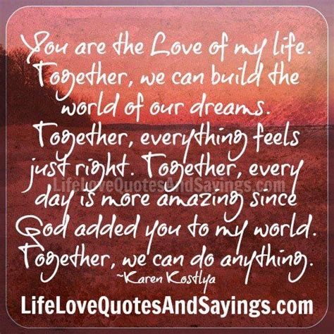 love   life    build  world   dreams