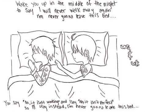 Never Gonna Leave This Bed by Never Gonna Leave This Bed By Illorxx13 On Deviantart
