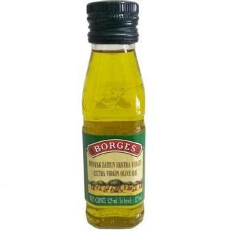 nabawi minyak zaitun borges 125ml lazada indonesia
