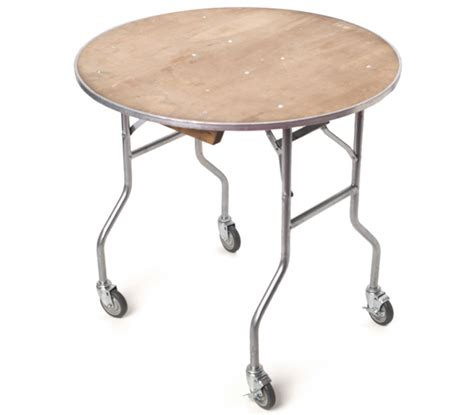 wheels for tables tables the aries company