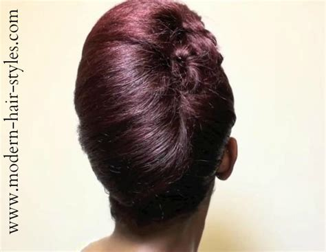 black people french roll hairstyles french rolls for black hair styles hair color ideas and