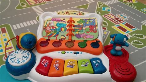 Vtech Sing And Discover Piano 6m Mainan Vtech T3010 2 vtech baby sing and discover piano