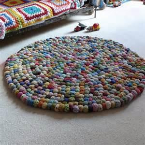 100 Wool Rug Tapis Enfant