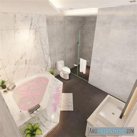 Desain Interior Kamar Mandi Modern | desain interior kamar mandi minimalis sederhana nan modern