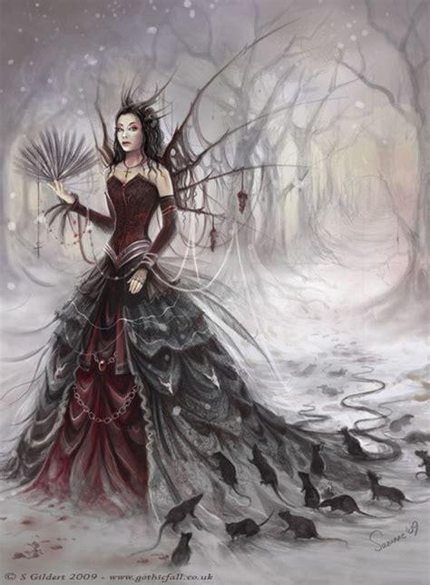 gothic art gothic art gothic art and fantasy art gothic dark art by suzanne gildert fairies