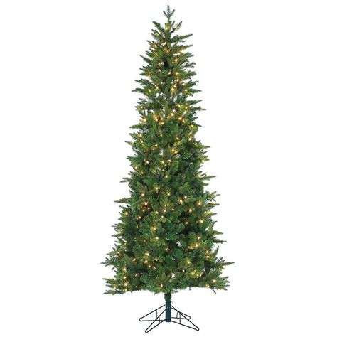 sterling 7 5 ft pre lit natural cut salem spruce