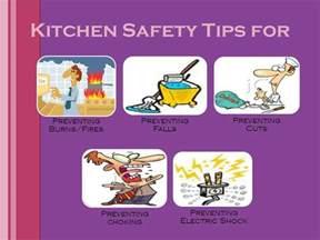 Safety Tips In Kitchen by Kitchen Safety Be Safe Ppt