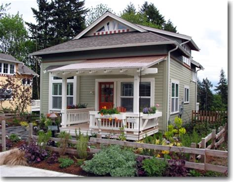 Expand Your Home S Footprint Out Of Doors Little House Floor Plans For Small Homes With Porch
