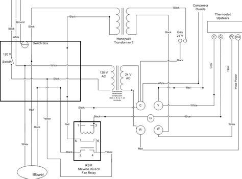honeywell fan limit switch wiring diagram 41 wiring