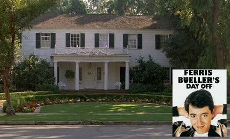 ferris bueller house the houses from quot ferris bueller s day off quot hooked on houses