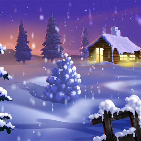 ipad wallpapers   christmas scenery ipad mini
