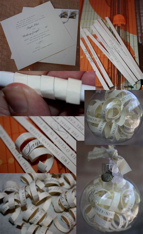 how to make a wedding invitation ornament best 25 wedding invitation ornament ideas on unique wedding gifts wedding