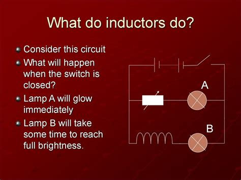 what does inductor do in circuit 28 images flux gate interrupter bemf redirector rl