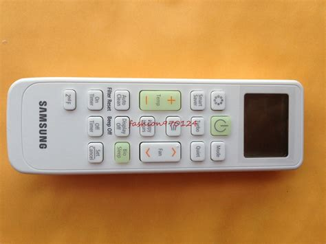 Remote Ac Samsung new db93 11489l remote for samsung air conditioner