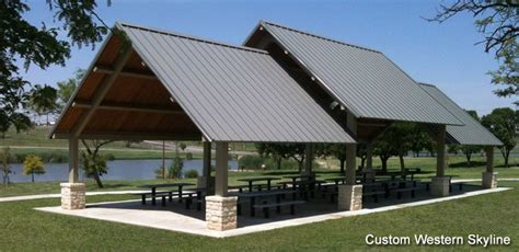 backyard shelter outdoor picnic structure picnic shelters gazebos