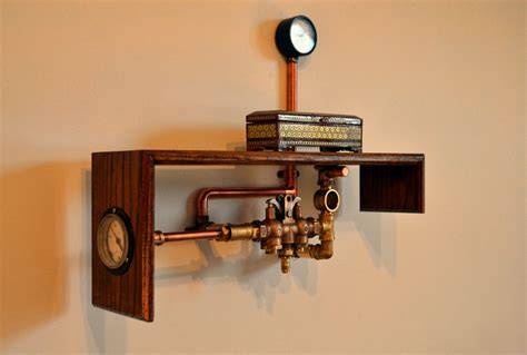 steam punk home decor soldsteunk industrial home decor steunk furniture