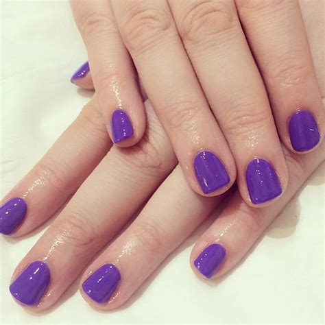 Gel Manicure by Gel Nails The Nail