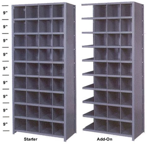bin shelving, cabinets, pick racks, plastic bins, shelving