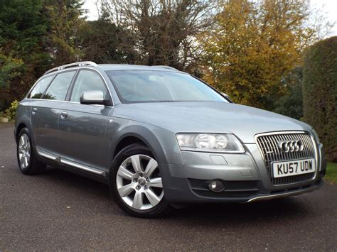 Audi 3 2 Fsi by Used 2007 Audi A6 Allroad 3 2 Fsi Quattro Estate Sat Nav