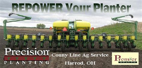 20 20 Planter Monitor by Precision Planting