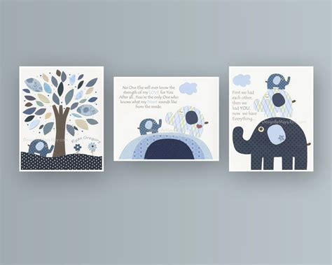 Nursery Wall Decor Boy Baby Boy Nursery Wall Decor Children Print Baby