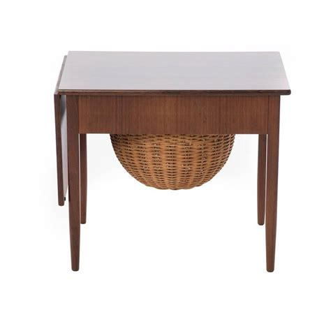 Sewing Tables For Sale by Modern Sewing Table For Sale At 1stdibs