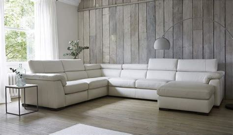 francesca leather sectional francesca sofa sofas darlings of chelsea