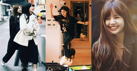 blackpink house instagram info idols and friends show support to
