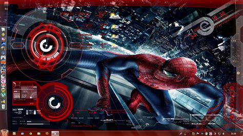 download spiderman themes for pc amazing spiderman 1 1 by zakycool on deviantart