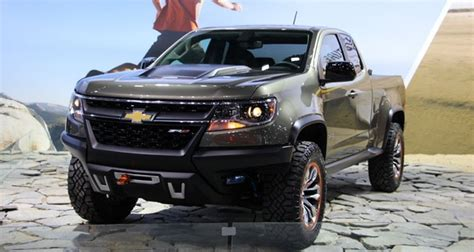 new year 2018 colorado 2018 colorado zr2 redesign release date changes price