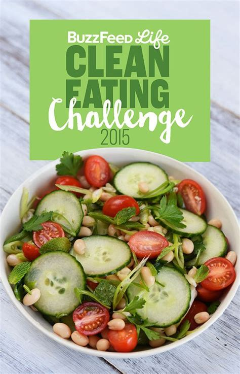 Buzzfeed Two Week Detox Diet by Here S A Two Week Clean Challenge That S Actually