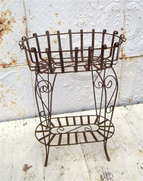 wrought iron planter wrought iron delores planter stand decorative container