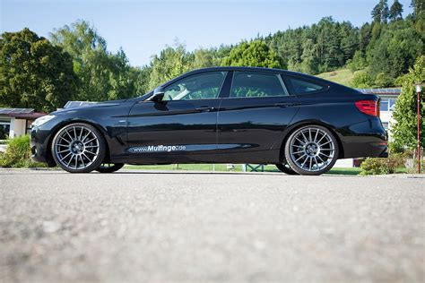 modified bmw 3 series kw releases custom adaptive ders for bmw 3 series gt